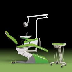 SMILE Mini SU, dolne rękawy, max. 5 narzędzi, z fotelem SK1.01