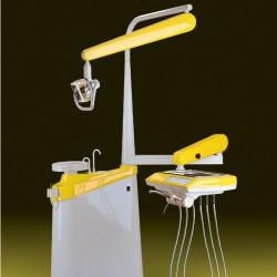 SMILE Static,  dolne  rękawy,  max.  5  narzędzi,  bez  fotela