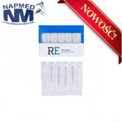 GPR NV-REENDO  do usuwania gutaperki, uzupełnienia-4 szt.23mm-Zdjęcie
