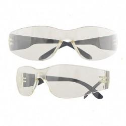 Okulary przeżroczyste z ochroną UV400 100%