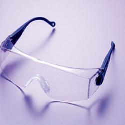 Okulary ochronne przeźroczyste 2/F