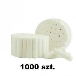 Wałeczki bawełniane MEDICOM-1000szt.ROZMIAR 1,2-Zdjęcie