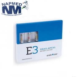 Endostar E3 Small Apical Rotary System – zestaw 3 szt.