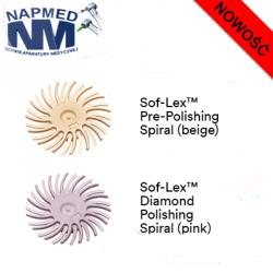 SofLex Diamond – zestaw (10 szt. + mandrylka 1 szt.)