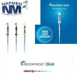 Instrumenty Reciproc BLUE – 6szt.