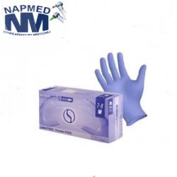 Rękawice Sempercare - Nitrylowe bezpudrowe 200 szt. -Zdjęcie