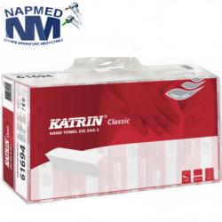 Ręcznik papierowy ZZ Katrin – 20szt.