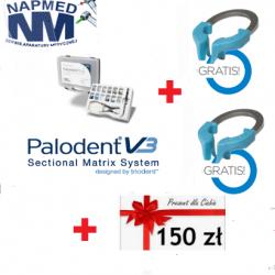Palodent V3 Intro Kit + Gratis 2 uniwersalne pierścienie + Soflex (dowolny rodzaj)