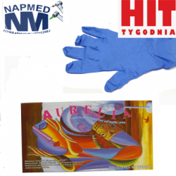 Aurelia rękawice nitrylowe – 200szt.