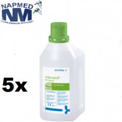Mikrozid AF liquid -1 l.x 5 butelek