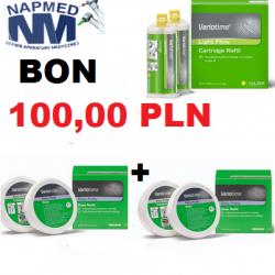Variotime Easy Putty 2x300ml. +  Variotime 2x50ml + BON 100PLN