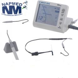 Endometr Apex Locator z pulp testerem C-Root I (VI)